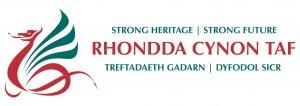 rhondda cynon taf logo